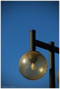 vieux lampadaire