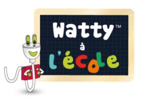 Watty_a_lecole